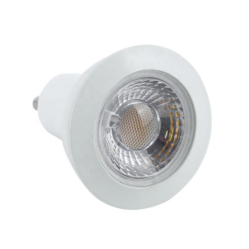 5W Dimmable Mini Size COB MR16/GU10 LED Spot Lights Manufacturers