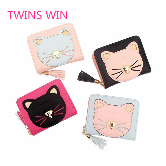 Bulk <strong>buy</strong> wholesale from china latest unique novelty Waterproof leather cartoon cat design zipper nice handbags and purses 103