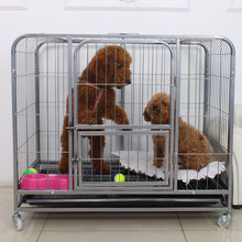indoor heavy duty large iron custom pet dog kennel dog crate