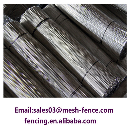 Chinese Supplier Precut Galvanized Metal Iron Wire Cut Wire