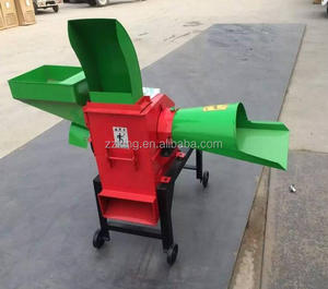 Export africa hay /chaff shredder / grass chopper for animal feed processing