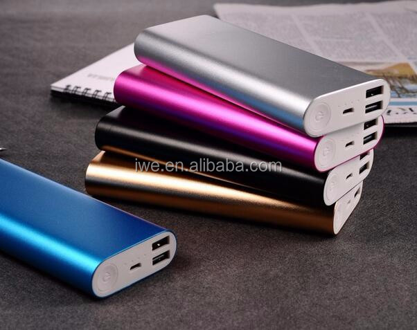 christmas gift item 2017 6000mah power bank charger 5000 8000 20000mah with custom logo