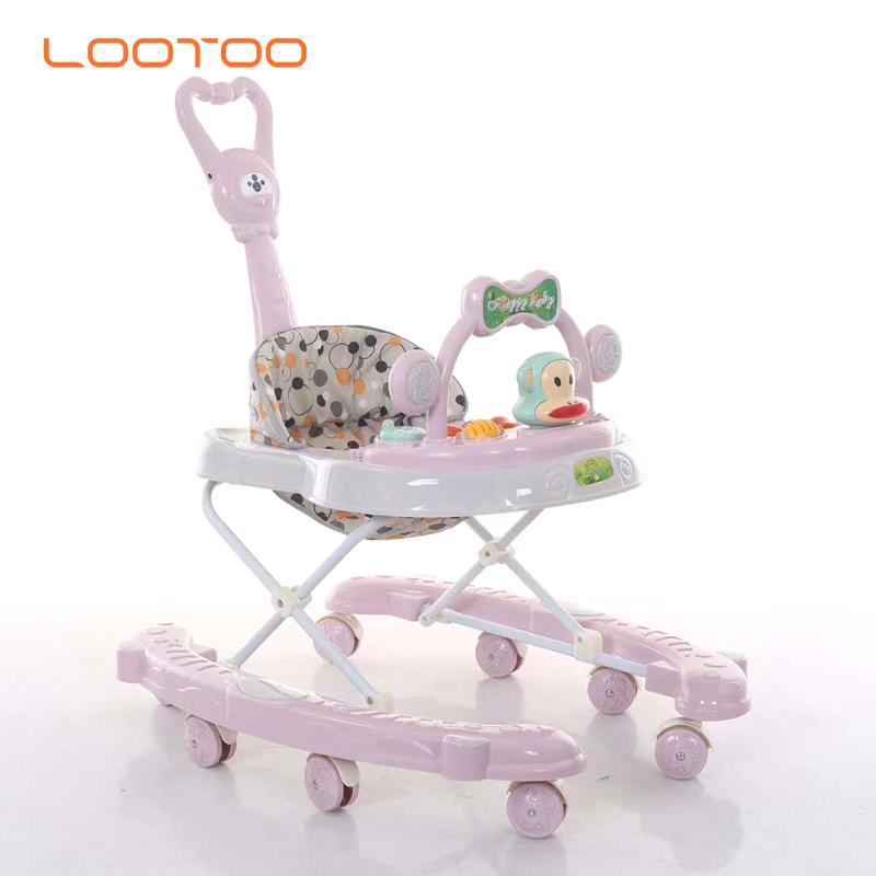 Trade Assurance China Wholesales New Model 360 Degree Rotating Baby Walker baby playstations and walkers
