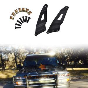 light bar Mounting Brackets for 50-inch light bar Fit 1999-2006 Chevy Silverado/GMC Sierra