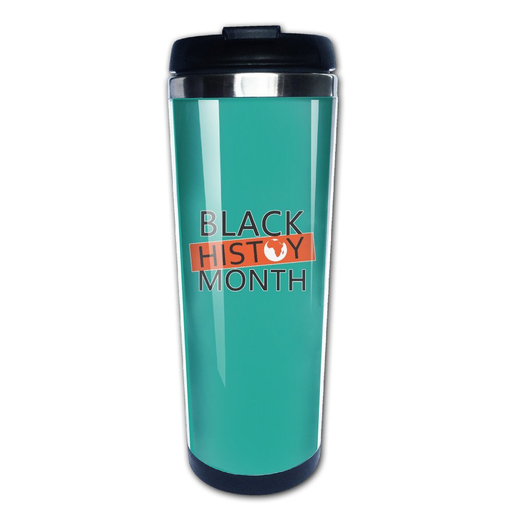 9d353489b3f Buy Tcolth Black History Month Vacuum Stainless Steel Thermos Coffee ...