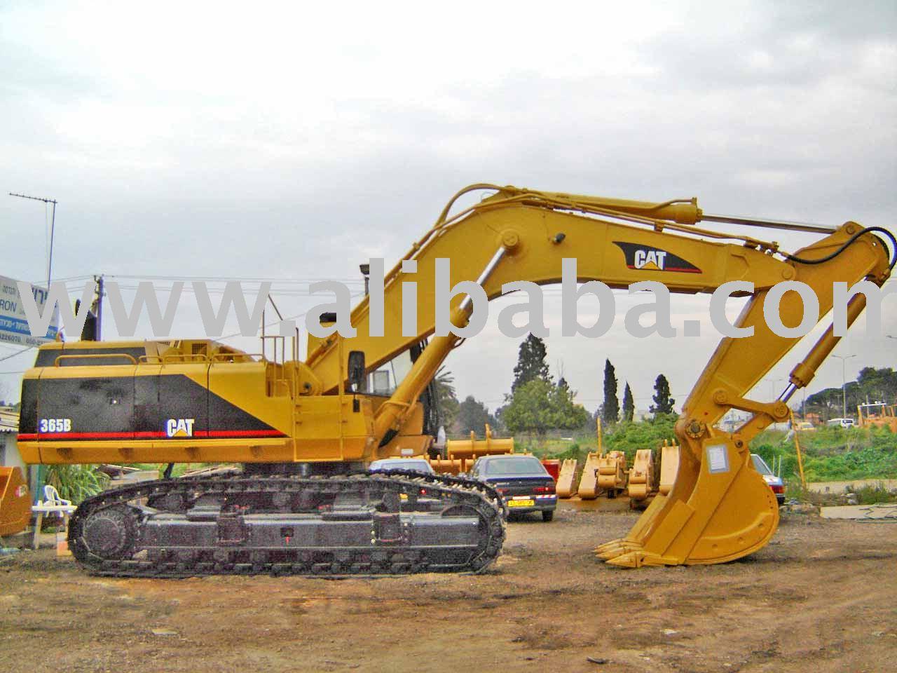 Cat 365 Bl Excavator