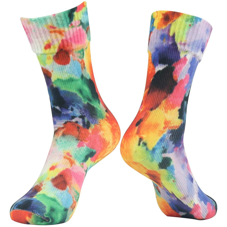 100% Waterproof Camping Socks, [SGS Certified] RANDY SUN Unisex Hiking Sock