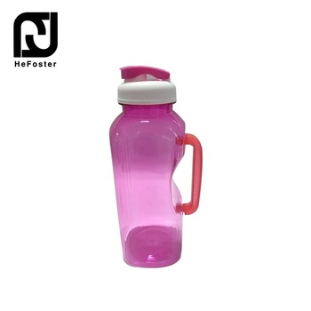 Hot Sale Popular Plastic Drinking Jug Kettle Shape Portable Water Bottle