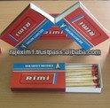 Supply of Indian Barbeque Match Box