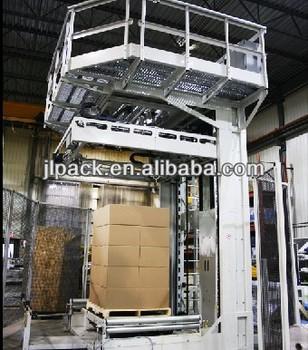 Chinesische Stretch Haube Maschine Und Stretch Haube
