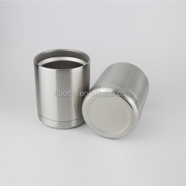 double wall stainless steel boss tumbler, 10oz unbreakable metal coffee mug