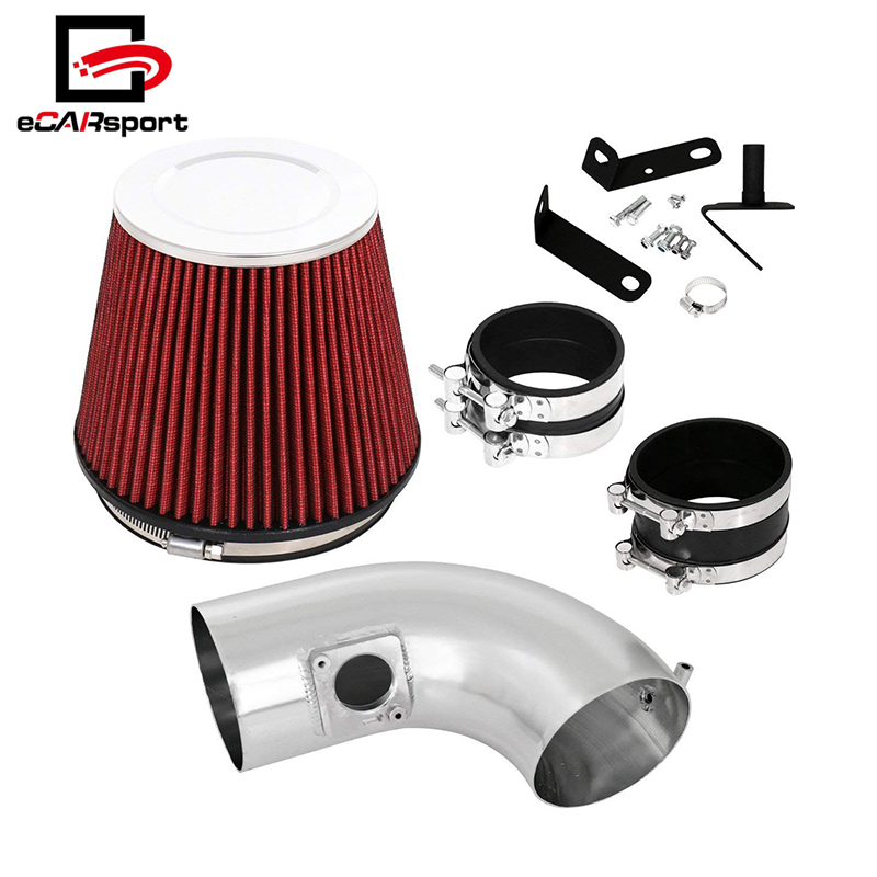 """2.5/"""" COLD AIR//SHORT RAM INTAKE//TURBOCHARGER RACING CONE MESHED GAUZE FILTER"""