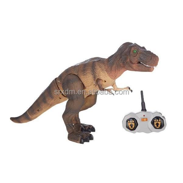Create Your Own Smithsonian T.Rex Radio Controlled Animated Action Dinosaur/Professional Custom Remote Control Toys Manufacturer