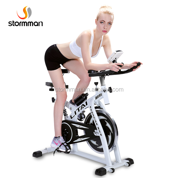 2017 new design spin exerciser bike for gym use and home use