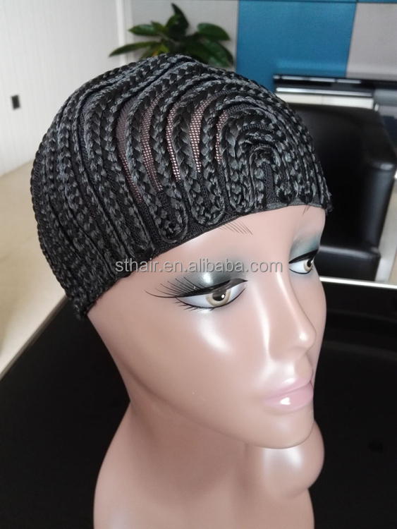 Wholesale Cheap Braid Cap, Cornrow Wig Cap for Making Braid Synthetic Wig