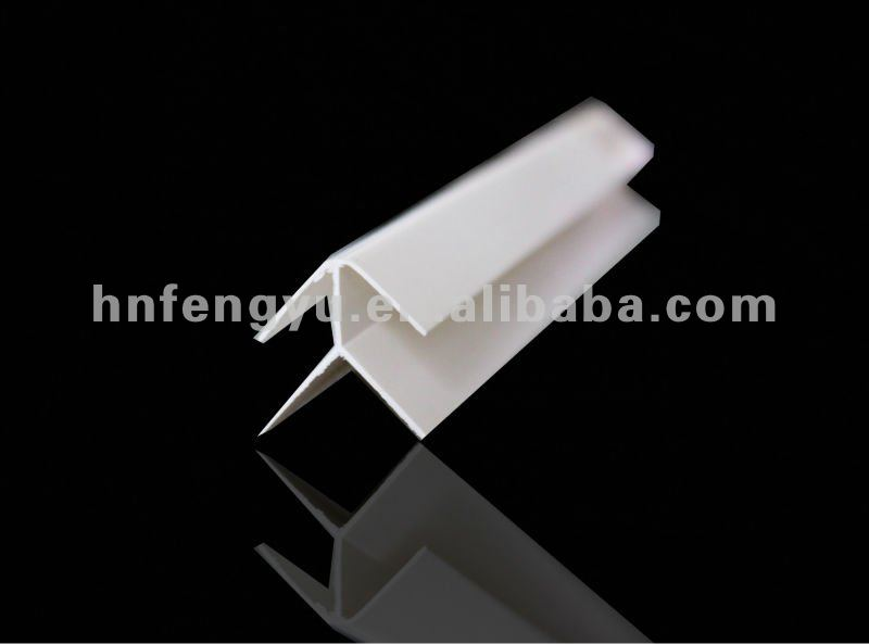 high quality pvc wall corner/joiner