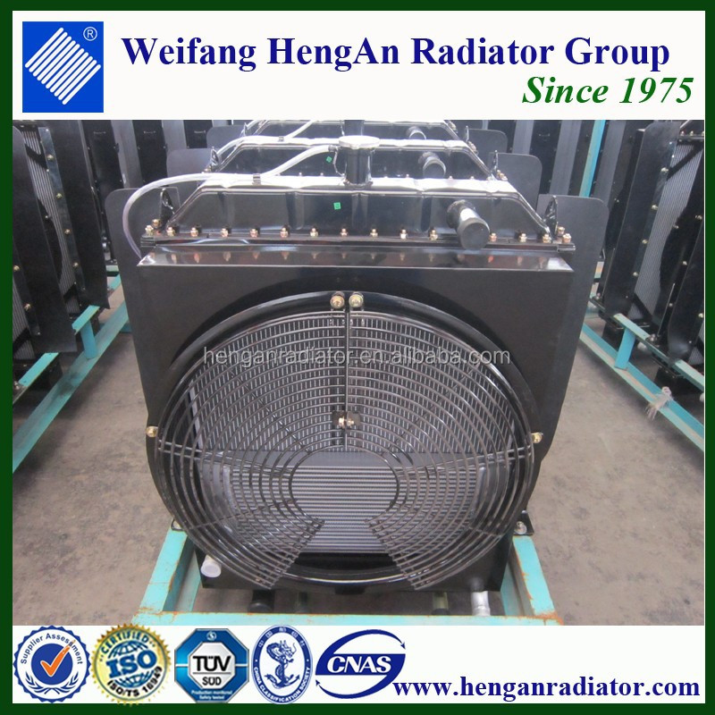 Renault magnum radiator for heavy duty truck
