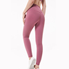 High waist yoga sweat Gym sports leggings for women