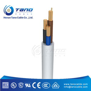 240mm copper cable flat copper wire braid finolex wires