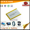 Li-polymer battery 3.7v with 400mah To MP4