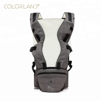 NO MOQ Innovative Baby Hip seat 7 Carry Positions Transformer Waist Seat Carrier Baby Hip Seat
