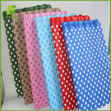 zhejiang cheap reasonable good quality advanced design wholesale dot wrapping paper for flower
