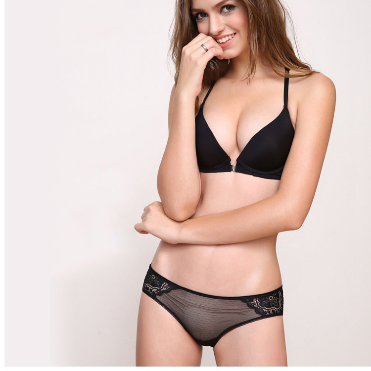 6064d88579c Wholesale Simple Panty Bra Sexy Women Lingerie Sets New Bra Panti Photo