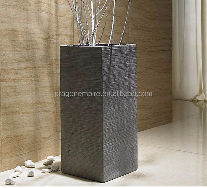 modernen hohen dekorative innen blument pfe blumentopf und. Black Bedroom Furniture Sets. Home Design Ideas