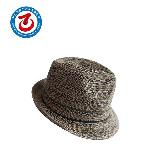 Mujer china partido sombrero de paja baf7f949dd7
