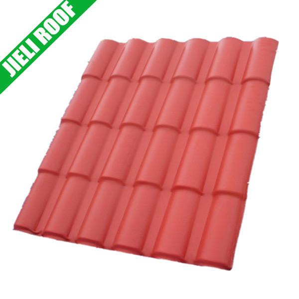 Haute Qualit 233 Pvc Ondul 233 E En Plastique De Tuile Tuiles De