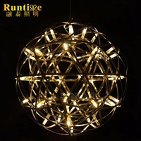 New Arrival Chandelier High Quality Large Hotel Led Lighting Home