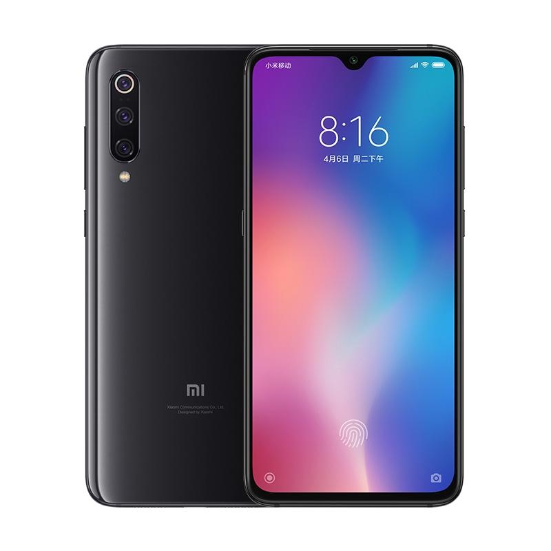 Authorised Dealer [HK Stock] Xiaomi Mi 9, 6GB+128GB Global Official Version Mobile Phone 6.39 inch Water-drop Screen Dark Gray