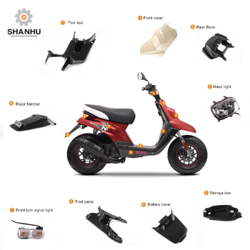 Wholesale Custom Denver Used Moped Scooter Motorcycle Body Parts For Sale -  Buy Moped Body Parts,Used Moped Parts,Motorcycle Parts Product on