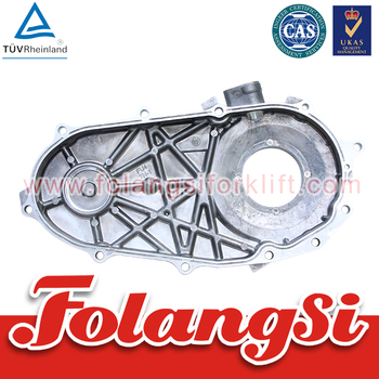 Forklift Parts Timing Gear Case Cover Used For K15,K21,K25 With Oem  N-13501-fu400 - Buy Forklift Parts Timing Gear Case Cover,K15 Timing Gear  Case
