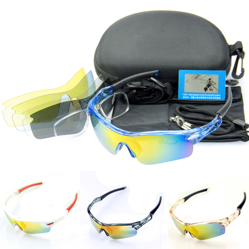 6 Colors Radar Brand Polarized Cycling Sun Glasses Outdoor Sports Bicycle Glasses Bike Sunglasses TR90 Ciclismo Goggles Eyewear