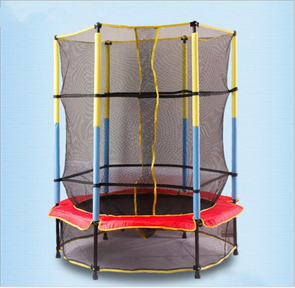 High Quality Bungee Trampoline With Safety Enclosure