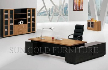 Lovely Advanced Office Furniture Unique Office Desk Rectangular Office Table  (SZ OD348)