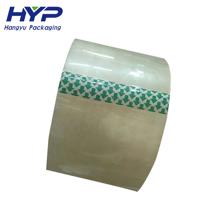 High quality hot sale wholesale cheap price packing bopp Single Sided transparent tape