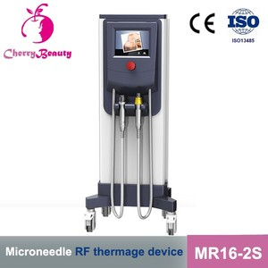 MRF+SRF+PDT+CRYO beauty machine Fractional RF needle system for face lift