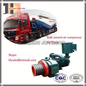 dry cement (powder material) pneumatic convey pump