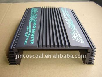 6060/6063 Aluminium Alloy Heatsink Enclosure Profile