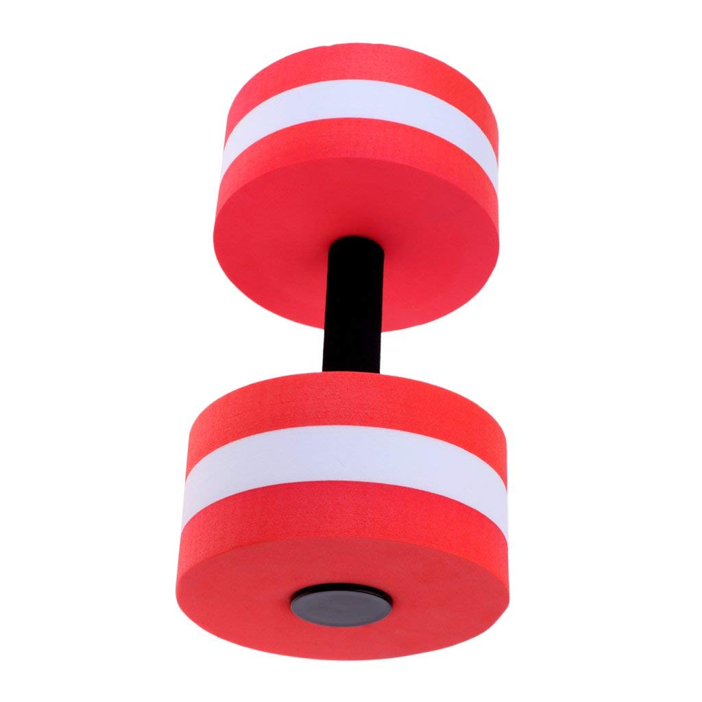 Dumbbell Discs pool Arthritis Aquatic Workout Water Weights Hand Buoy 6047 New