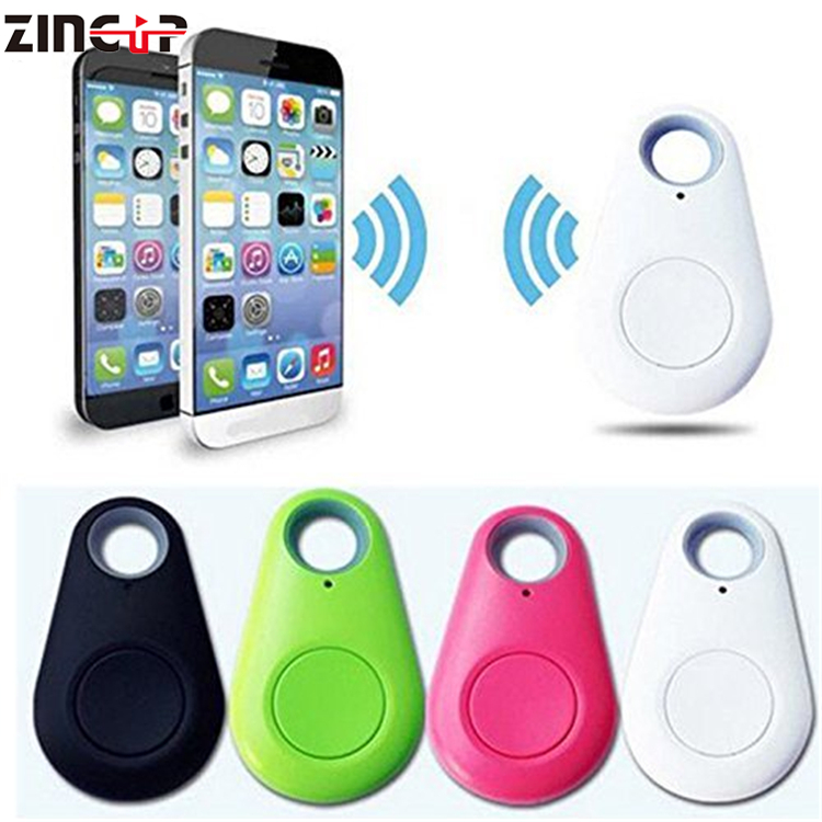 Smart Key Finder Anti-lost Tag Wallet Bags Tracker Mini Locator Gps Tracker Without <strong>Sim</strong> Card