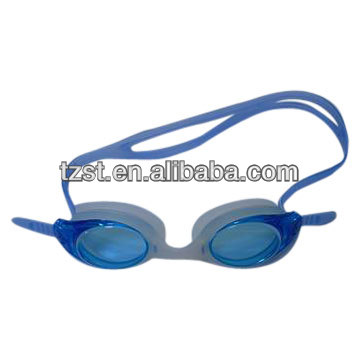 adjustable adult silicone Swimming Goggles