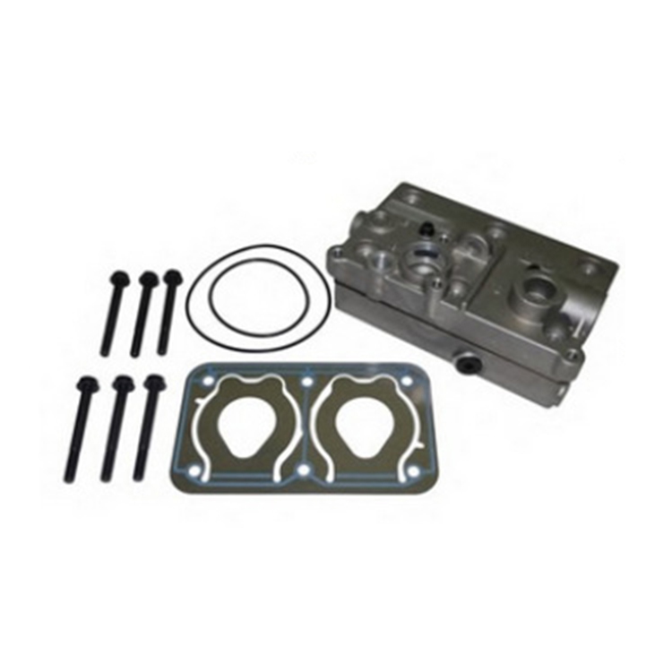 Various styles engine gasket air compressor cylinder head assembly for VOLVO