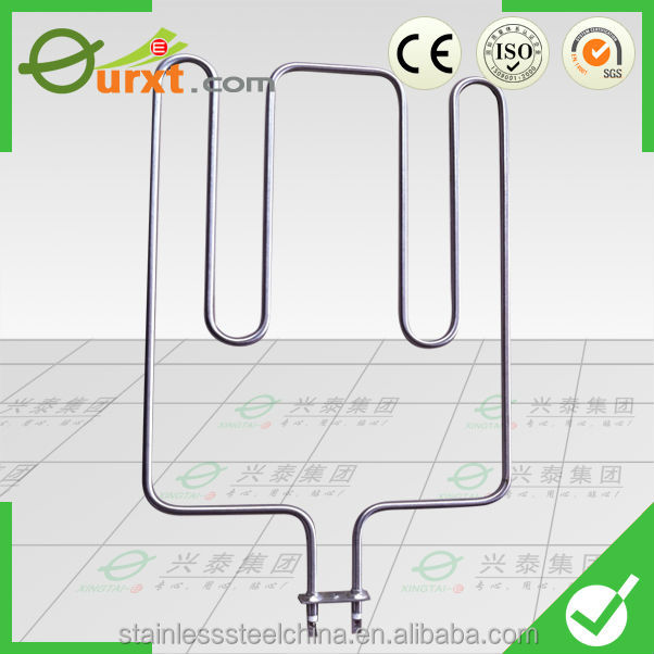 electric heating element for sauna and hamman