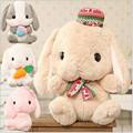 Hot 40cm plush Toys For Children Amuse Japan LOLITA Super Meng Loppy lop Rabbit Doll Doll