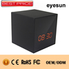 High Quality Hidden HD 2400mAh Multi-function Spy Clock Camera with Recording