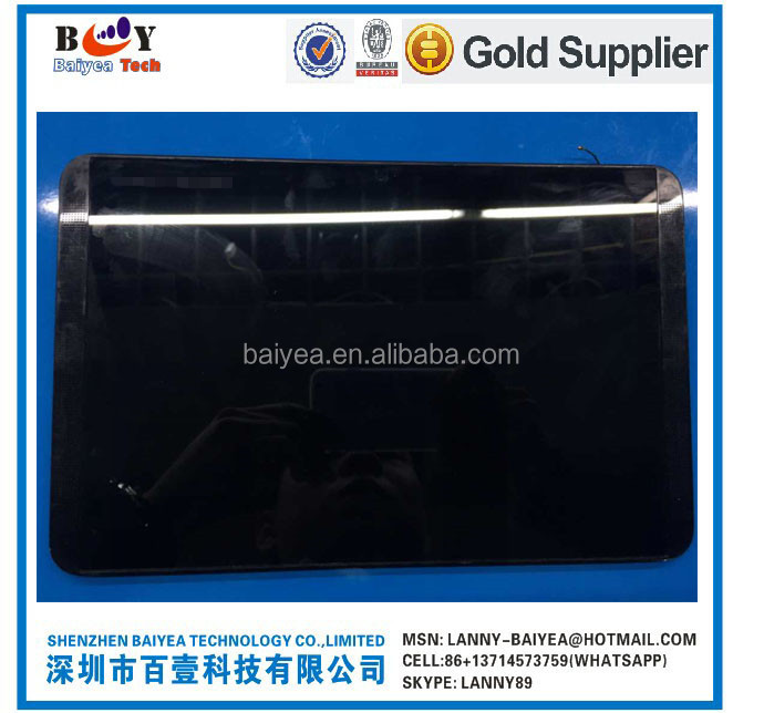 For Hp Pavilion X2 Detachable Pc 10 Lcd Assembly