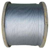 Cheap Price Aluminum Clad Steel Strands Wire for Overhead Ground Wire Factory Supply